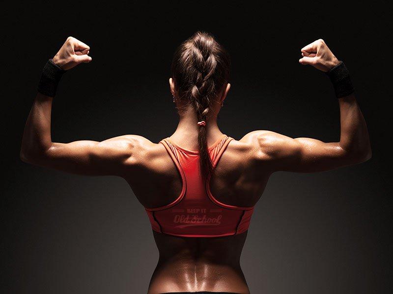 8 Best Female Bodybuilding Program Exercises Old School Labs