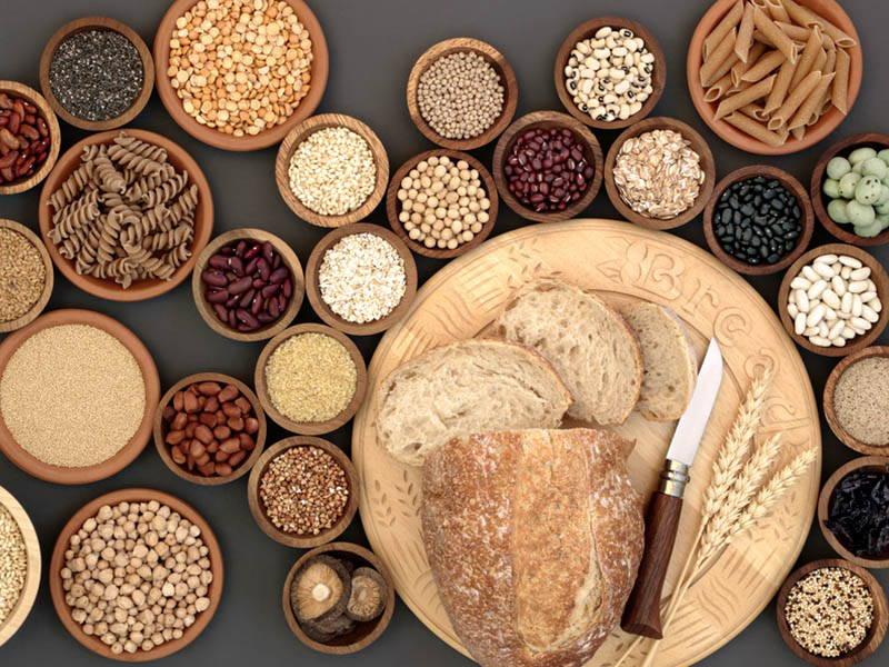 is macrobiotic diet high in carbs