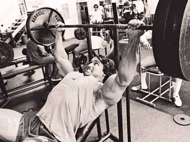 Chest Press Vs Bench Press Which Should You Use Old School Labs