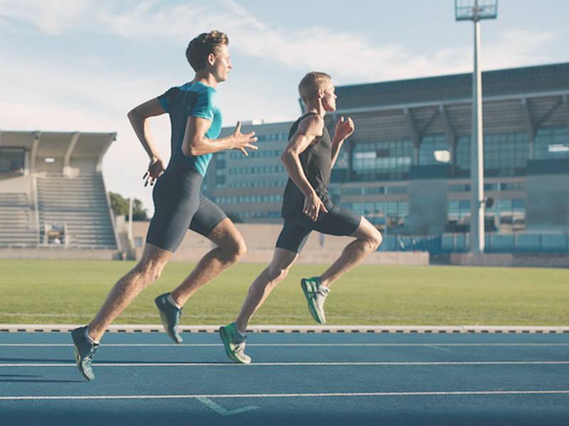 pierderea în greutate sprint vs jog